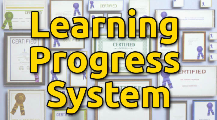 Learning Progress System