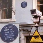 Orwell camera surveillance